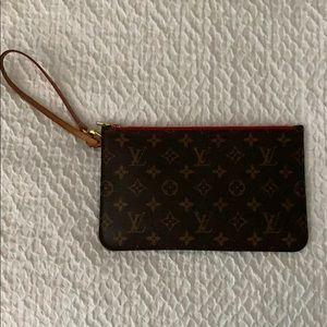 Louis Vuitton Neverfull MM Wristlet